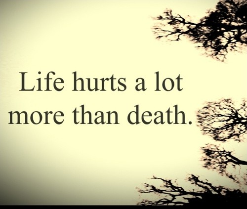 Funny Quote About Life And Death 1 Picture Quote #1