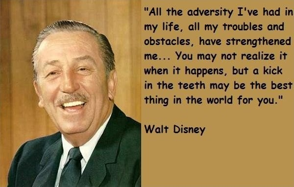 Walt Disney Quote 2 Picture Quote #1