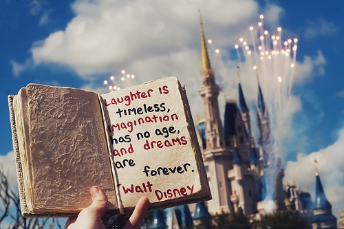 Walt Disney Quote 3 Picture Quote #1