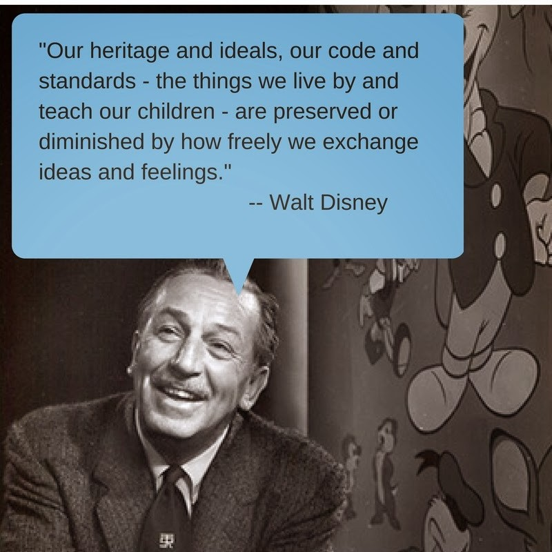 Walt Disney Quote About Life 1 Picture Quote #1
