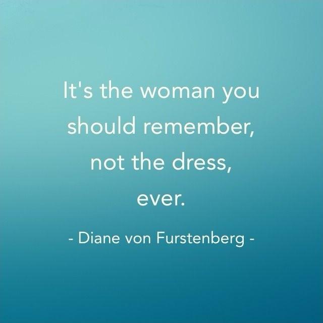 Diane Von Furstenberg Fashion Quote On 2 Picture Quote #1