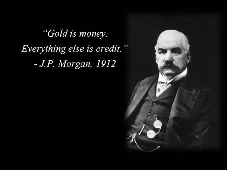 John Pierpont Morgan Business Quote 1 Picture Quote #1