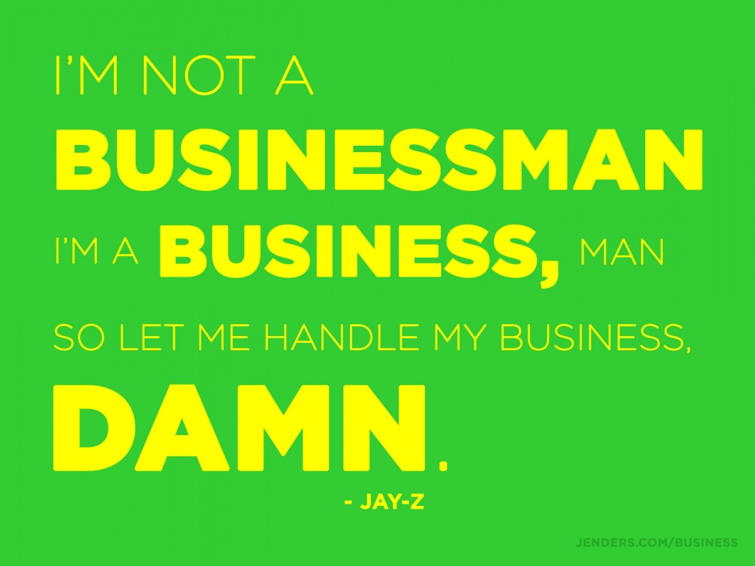 Best Business Quote 1 Picture Quote #1