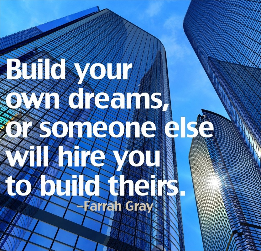 Inspirational Business Quote 1 Picture Quote #1