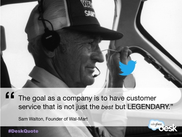 Sam Walton Business Quote 3 Picture Quote #1