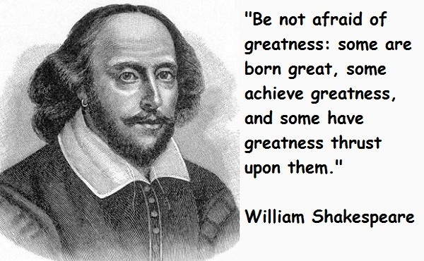 William Shakespeare Quote On Life 1 Picture Quote #1