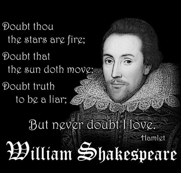William Shakespeare Quote 2 Picture Quote #1