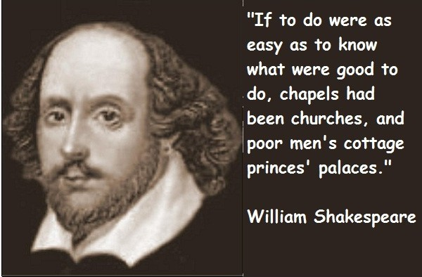 William Shakespeare Quote 4 Picture Quote #1
