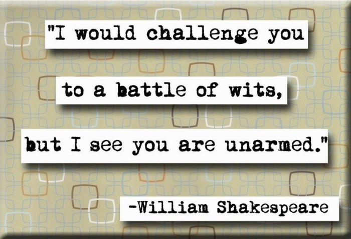 Othello William Shakespeare Quote 3 Picture Quote #1