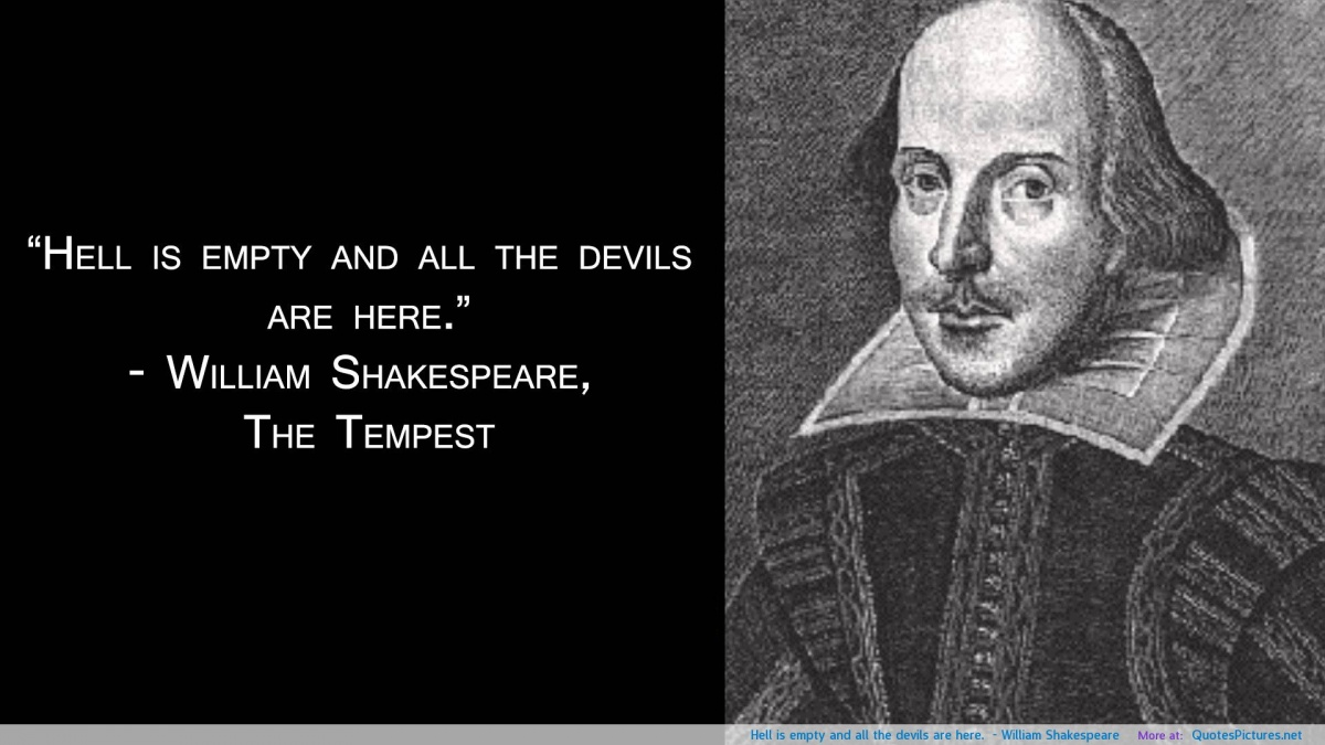 William Shakespeare Quote 9 Picture Quote #1
