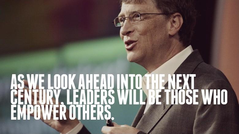 Bill Gates Quote 8 Picture Quote #1