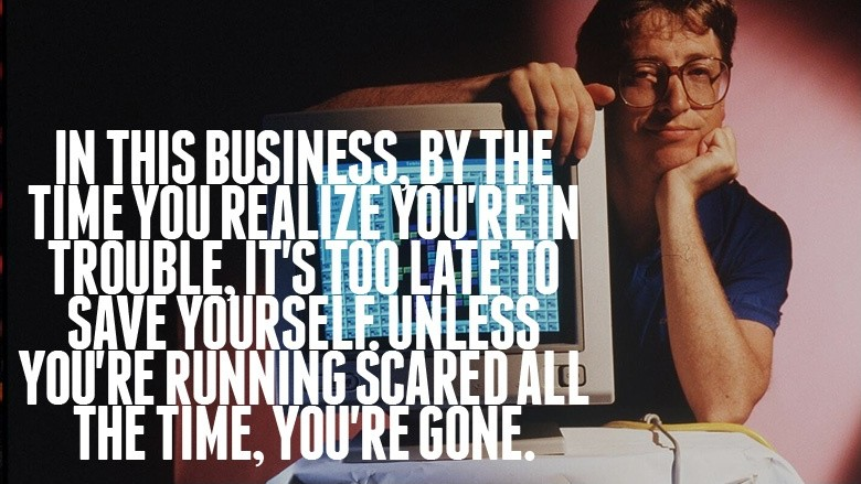 Bill Gates Quote 11 Picture Quote #1