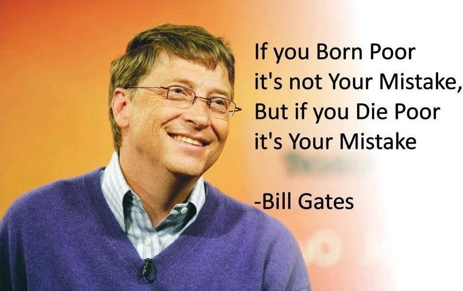 Bill Gates Quote 13 Picture Quote #1