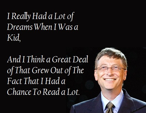 Bill Gates On Education Quote | Quote Number 562668
