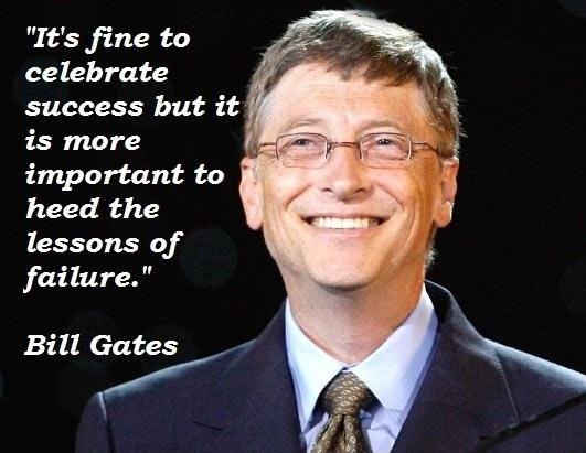 Bill Gates Famous Quote 2 Picture Quote #1