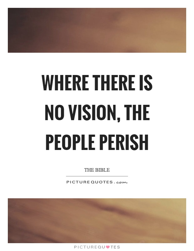 vision and relationship biblical