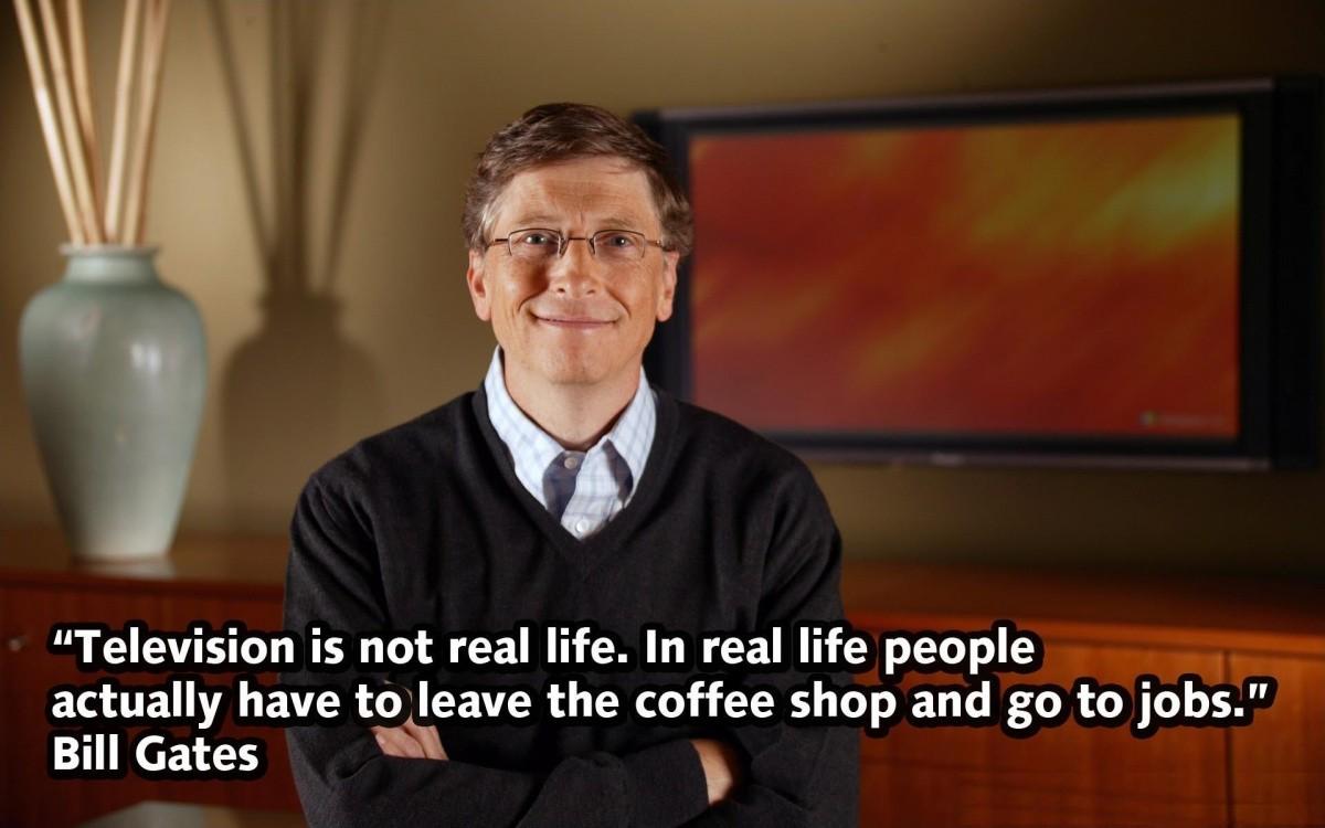 Bill Gates Quote 15 Picture Quote #1