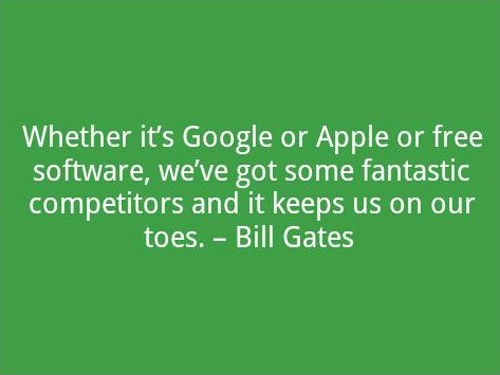 Bill Gates Quote 20 Picture Quote #1