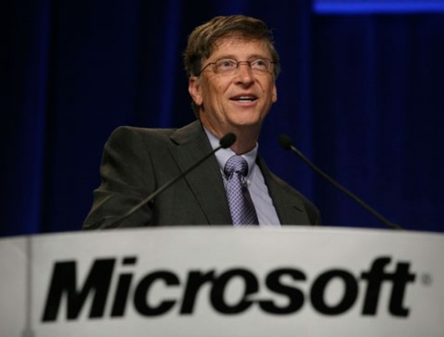 Bill Gates Quote 12 Picture Quote #1