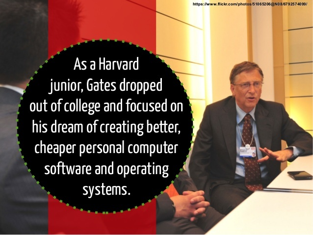 Bill Gates Quote 21 Picture Quote #1