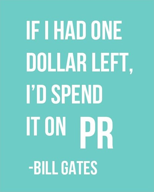Bill Gates Quote 22 Picture Quote #1