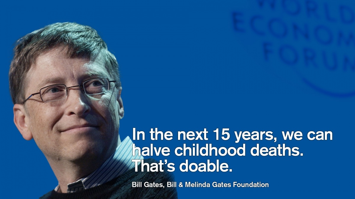 Bill Gates Quote 23 Picture Quote #1