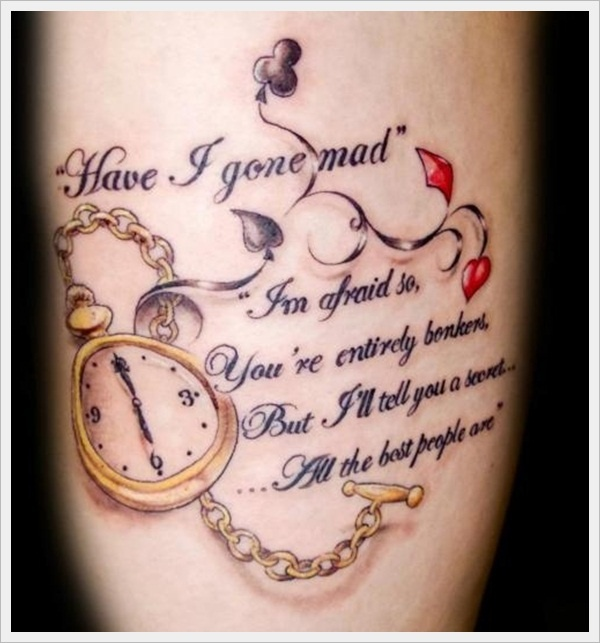 Tattoo Quotes | Tattoo Sayings | Tattoo Picture Quotes
