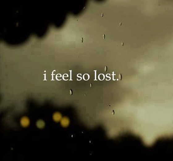 Feeling Lost Quotes & Sayings | Feeling Lost Picture Quotes