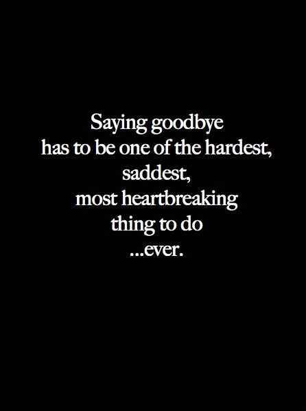 Goodbye Quote 3 Picture Quote #1
