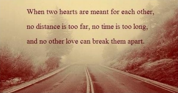 Long Distance Relationship Quote 9 Picture Quote #1