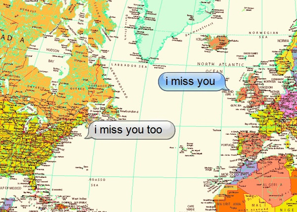 Long Distance Relationship Quote 13 Picture Quote #1