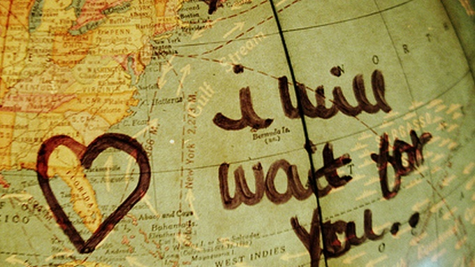 Long Distance Relationship Quote 20 Picture Quote #1