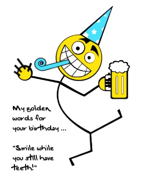 Funny Birthday Quote 1 Picture Quote #1