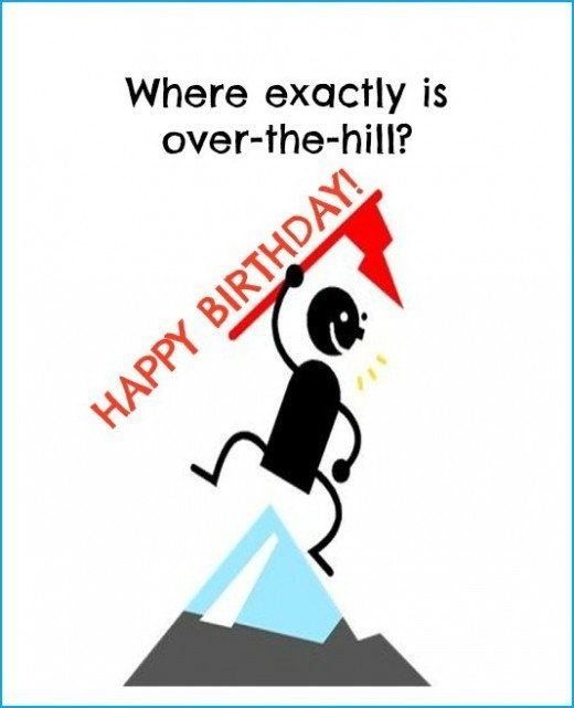 Funny Birthday Quote 4 Picture Quote #1