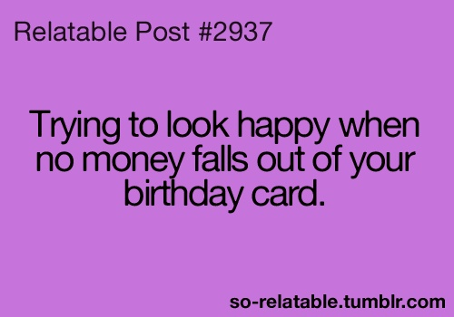Funny Birthday Quote For Teens 3 Picture Quote #1