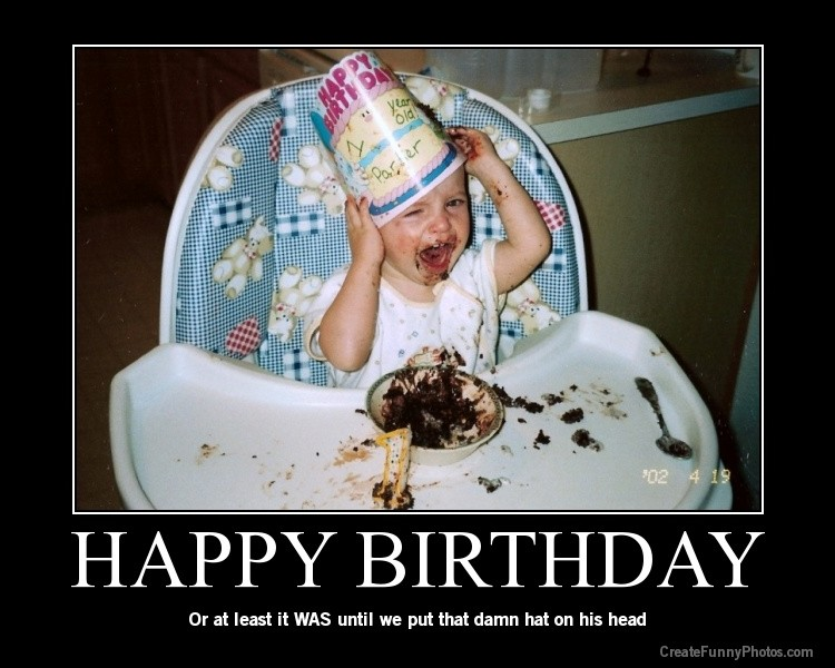 Funny Birthday Quote 8 Picture Quote #1
