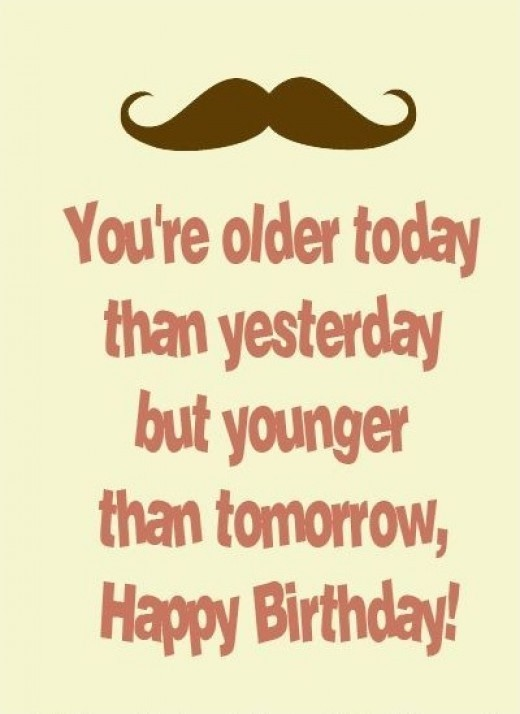 Funny Birthday Quote 10 Picture Quote #1