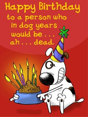Funny Birthday Quote 17 Picture Quote #1