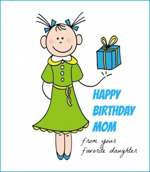 Funny Birthday Quote For Daughter 1 Picture Quote #1