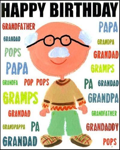 Funny Birthday Quote For Grandpa 1 Picture Quote #1