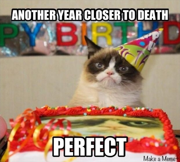 Funny Birthday Quote 26 Picture Quote #1