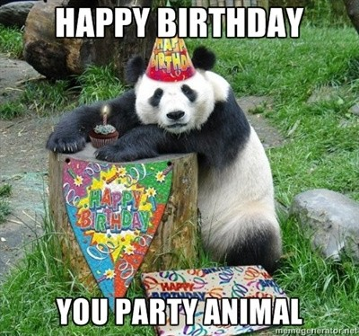 Animal Funny Birthday Quote 2 Picture Quote #1
