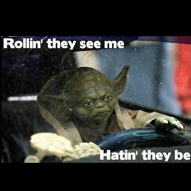 Funny Yoda Quote 2 Picture Quote #1