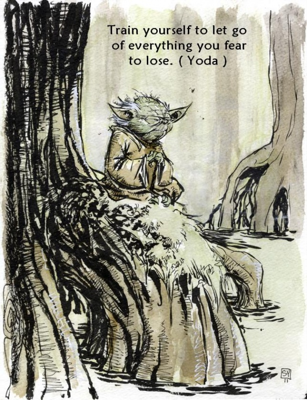 Yoda Quote 3 Picture Quote #1
