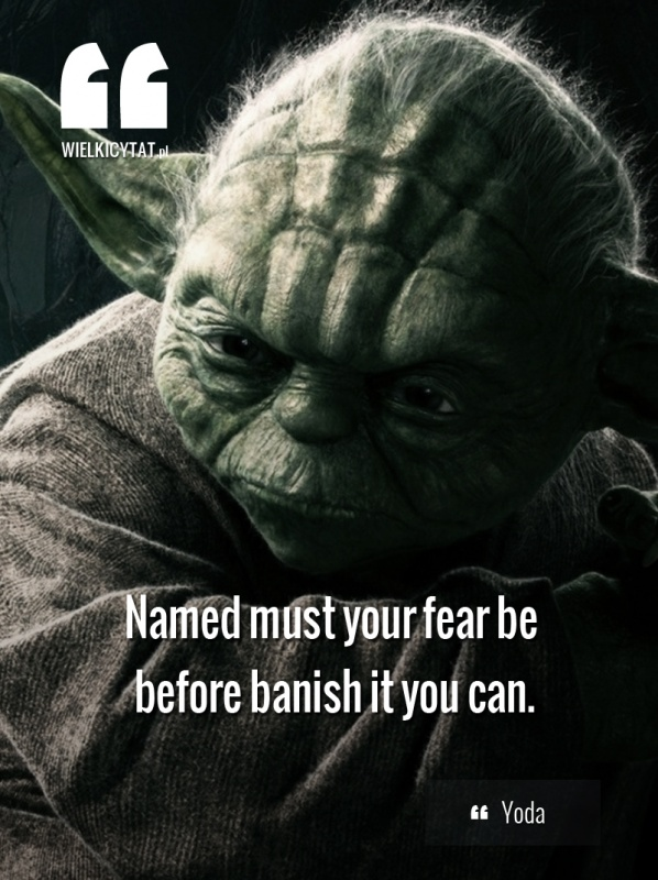 Yoda Quote 4 Picture Quote #1