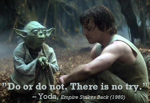 Yoda Quote 8 Picture Quote #1