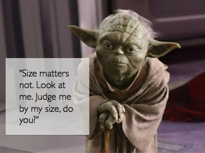 Yoda Quote 9 Picture Quote #1