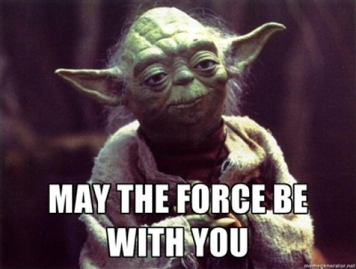 Yoda Quote 14 Picture Quote #1