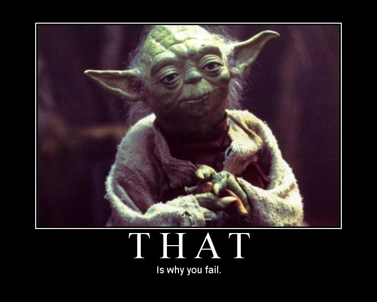 Yoda Quote 17 Picture Quote #1