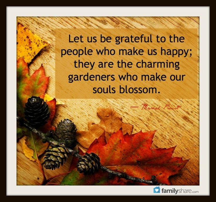 Thanksgiving Quotes Sayings Thanksgiving Picture